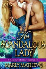 His Scandalous Lady -- Marley Mathews